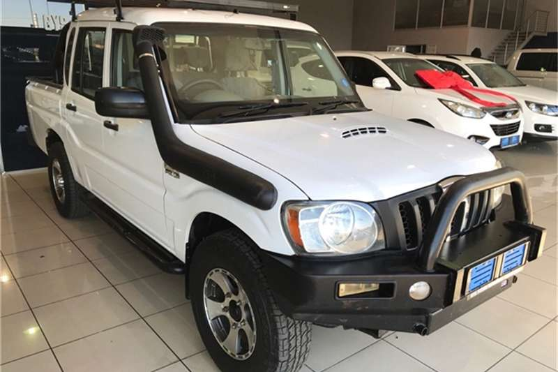 Mahindra Scorpio Pik-up 2.2CRDe double cab Adventure 2013