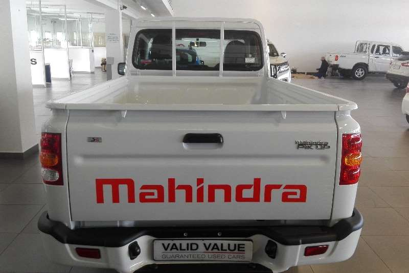 Mahindra Scorpio Pik-up 2.2CRDe S/C S4 2018