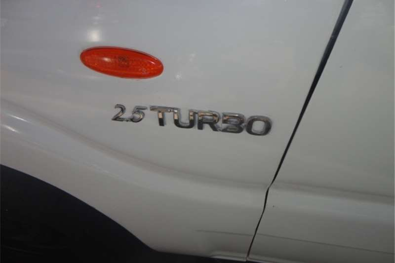 Mahindra Scorpio Pik-up 2.5 TURBO DIESEL 2009