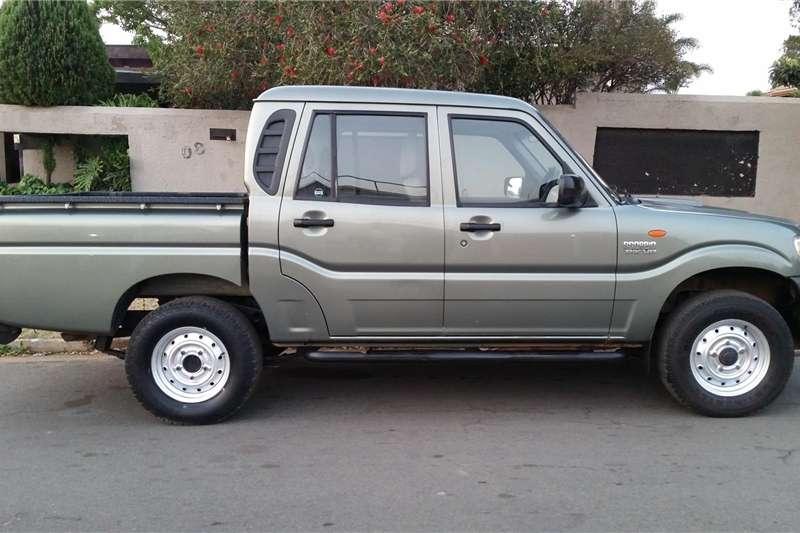 Mahindra Scorpio Pik-up 2.5TD double cab 2010