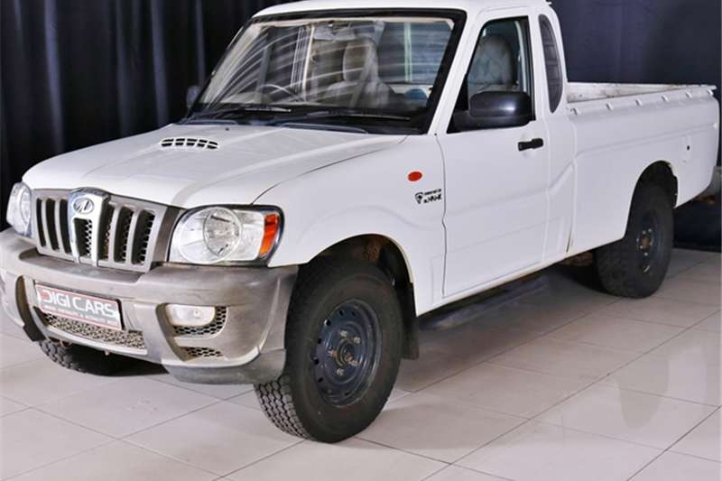 2014 Mahindra Scorpio Pik-up