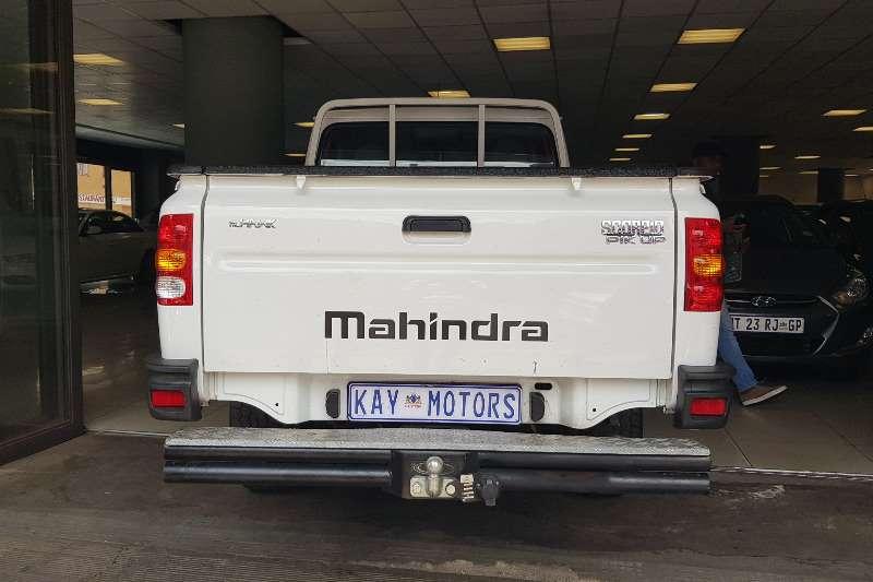 2017 Mahindra Scorpio Pik-up