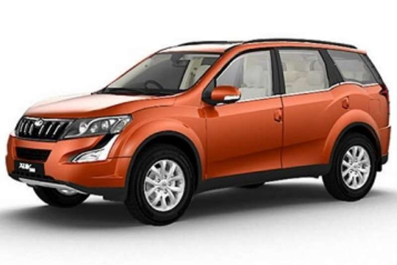 Mahindra XUV500 2.2CRDe W6 2019