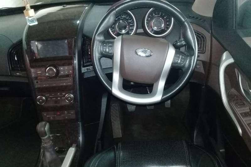 Mahindra XUV500 2.2CRDe W8 2012