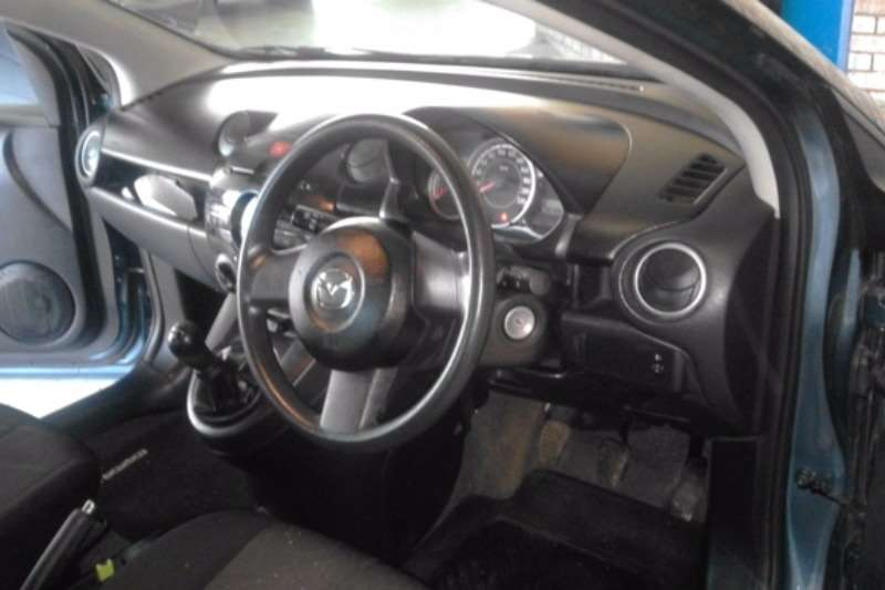 2014 Mazda 2 Mazda hatch 1.3 Active