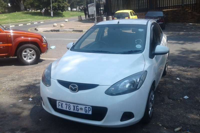 2013 Mazda 2 Mazda hatch 1.3 Active