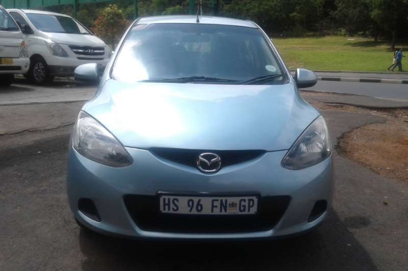 2009 Mazda 2 Mazda hatch 1.3 Active