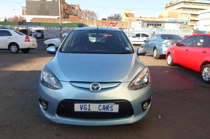 2007 Mazda 2 Mazda hatch 1.3 Active