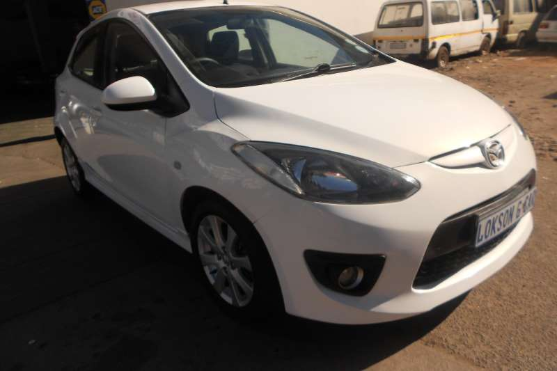 2008 Mazda 2 Mazda hatch 1.3 Active