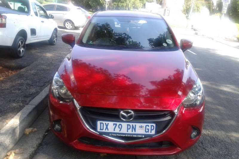 2015 Mazda 2 Mazda hatch 1.3 Active