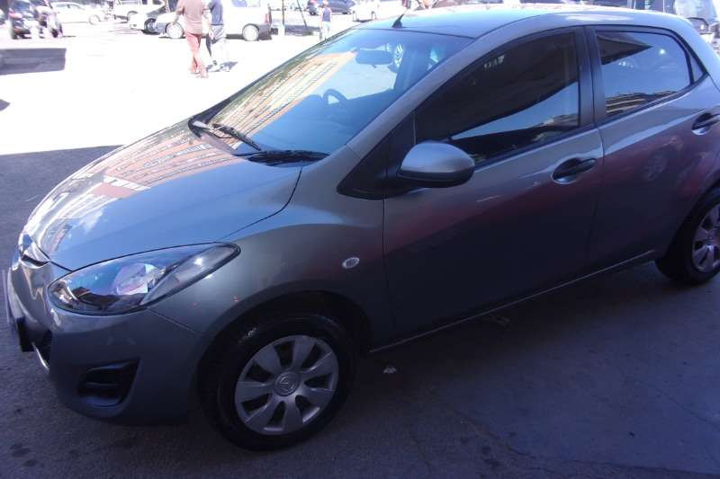 2014 Mazda 2 Mazda hatch 1.3 Active