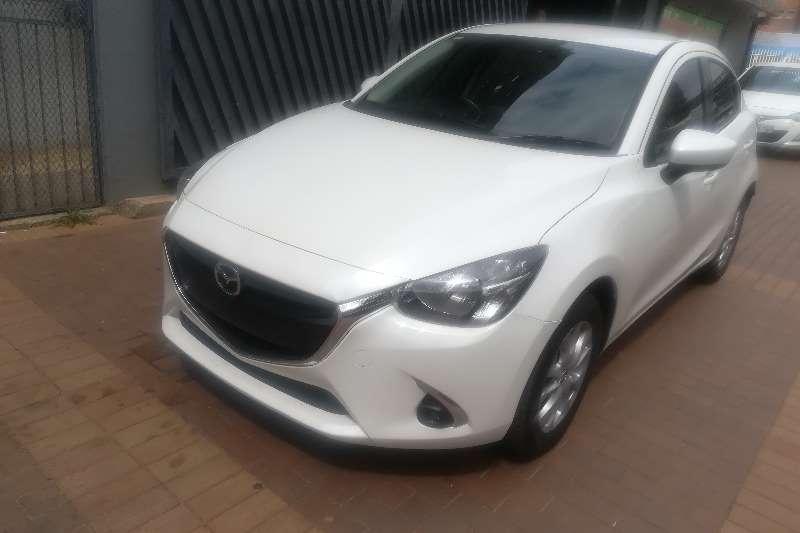 2017 Mazda 2 Mazda 1.5 Dynamic auto