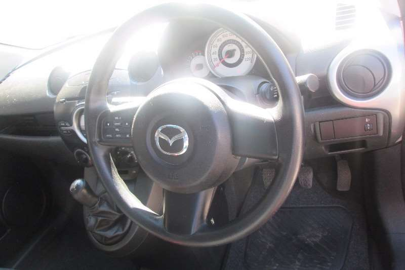 Mazda 2 Mazda 1.5 Active 2008