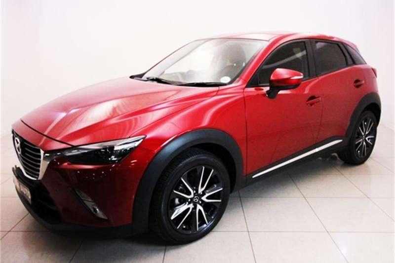 Mazda 3 CX-3 2.0 Individual auto 2018