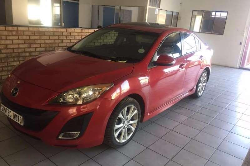 2009 Mazda 3 Mazda 2