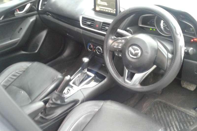 2016 Mazda 3 Mazda hatch 1.6 Dynamic auto