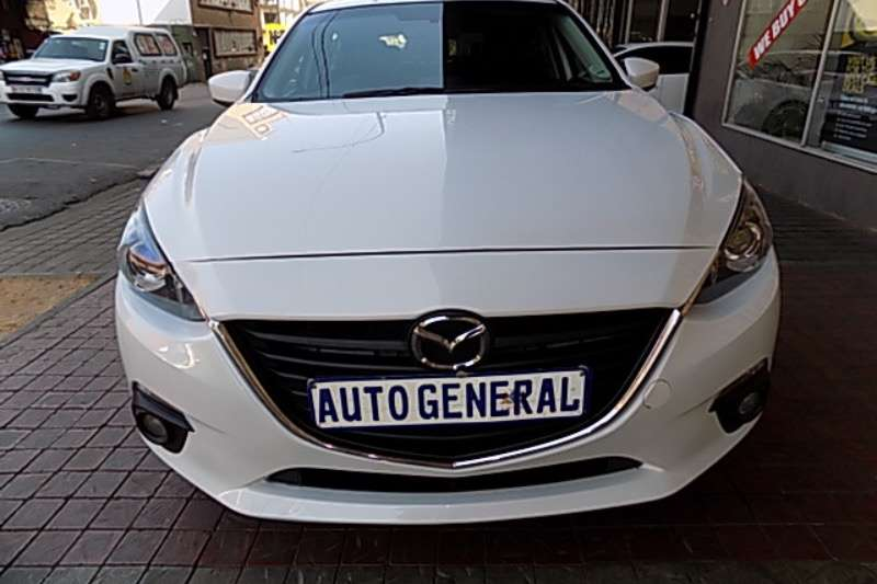 2016 Mazda 3 Mazda hatch 1.6 Active
