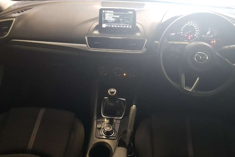 2017 Mazda 3 Mazda 1.6i