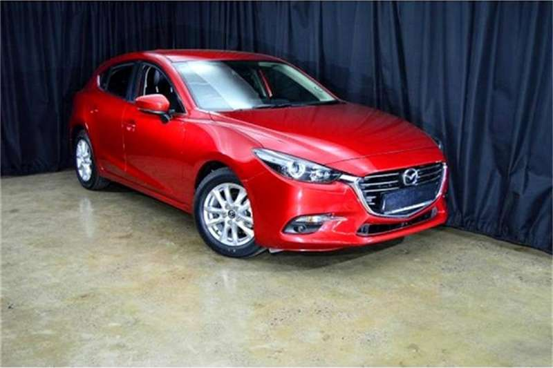 2017 Mazda 3 Mazda hatch 1.6 Dynamic
