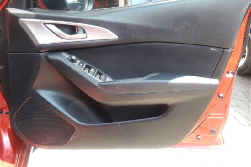 Mazda 3 Mazda 1.6 Active 2015