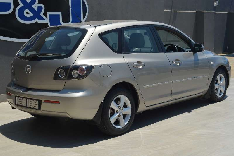 Mazda 3 Mazda 1.6i 2008