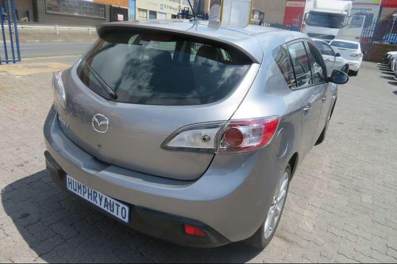 Mazda 3 Mazda 2.0 Dynamic 2011