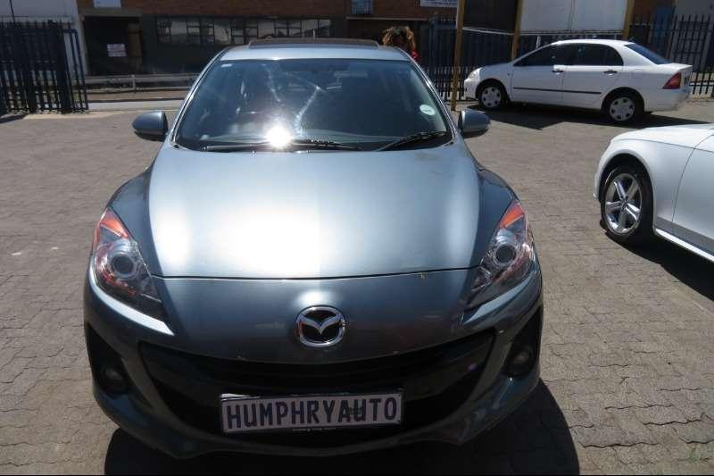 Mazda 3 Mazda 2.0 Dynamic 2012