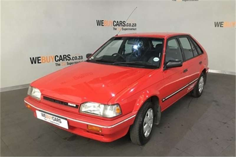 1994 mazda 323 cars for sale in western cape | r 37 000 on auto mart