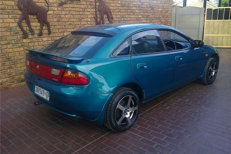 1995 Mazda Astina Cars for sale in Gauteng | R 42 000 on ...