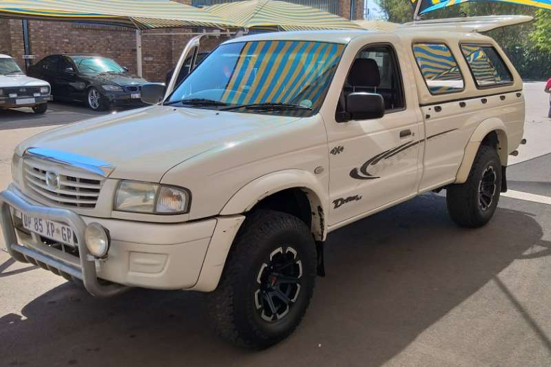 Mazda B2500 For Sale In South Africa Junk Mail