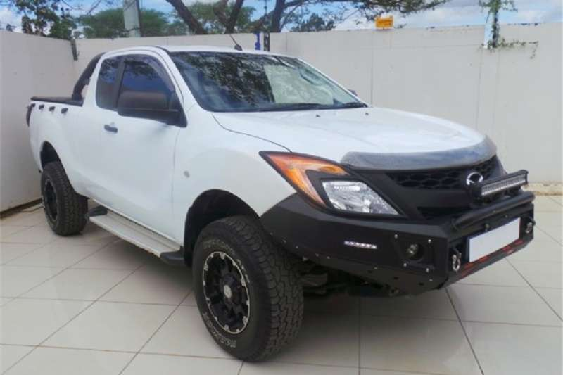 Mazda BT-50 2.2 110kW FreeStyle Cab SLX 2013