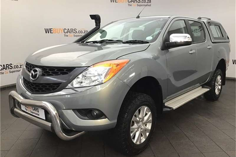 Mazda BT-50 3.2 double cab 4x4 SLE 2014