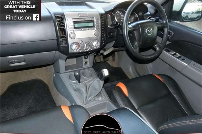Mazda BT-50 3000D double cab SLE 4x4 2009