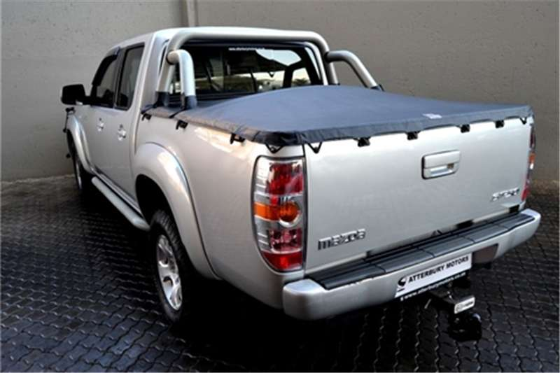 Mazda BT-50 3000D double cab SLE automatic 2010