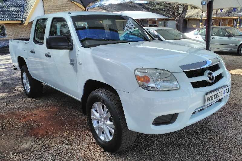 2012 Mazda BT-50 2.6i double cab 4x4