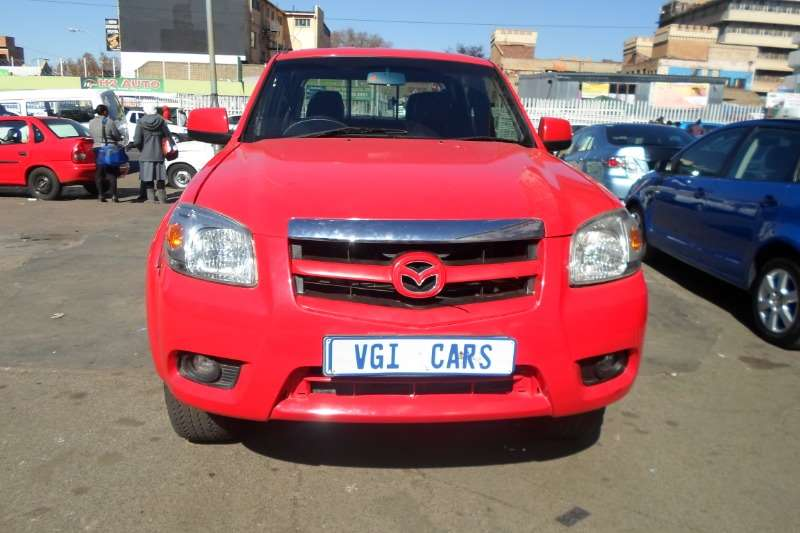 2010 Mazda BT-50 2.5 double cab SLX