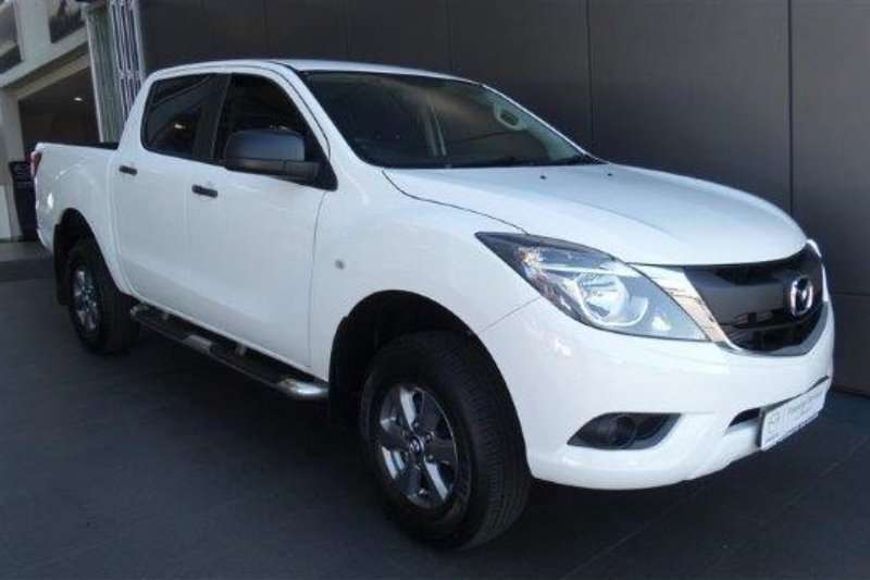 2019 Mazda BT-50 2.2 double cab SLX