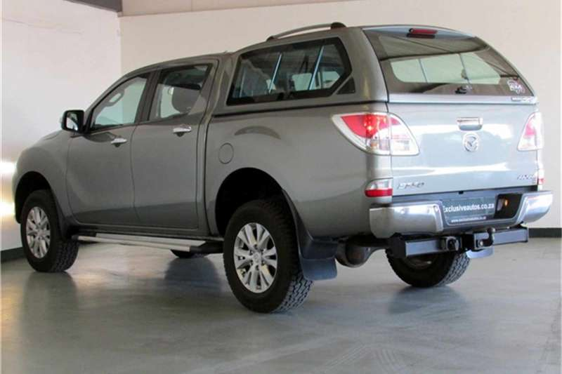 2015 Mazda BT-50 3.2 double cab 4x4 SLE