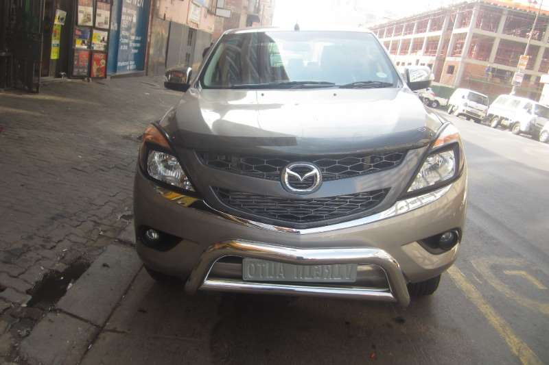2018 Mazda BT-50 3.2 double cab 4x4 SLE