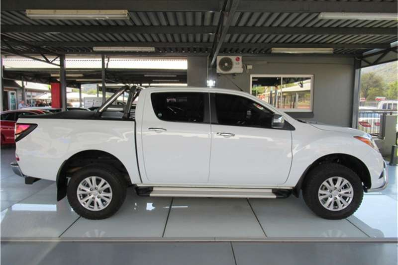 2015 Mazda BT-50 2.2 double cab SLE