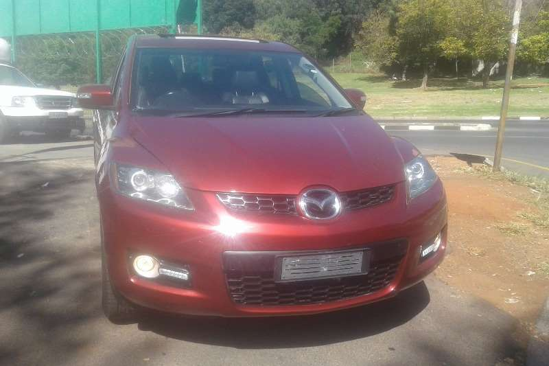 2010 mazda cx 7 2 3t crossover suv awd cars for sale in gauteng r 165 000 on auto mart. Black Bedroom Furniture Sets. Home Design Ideas