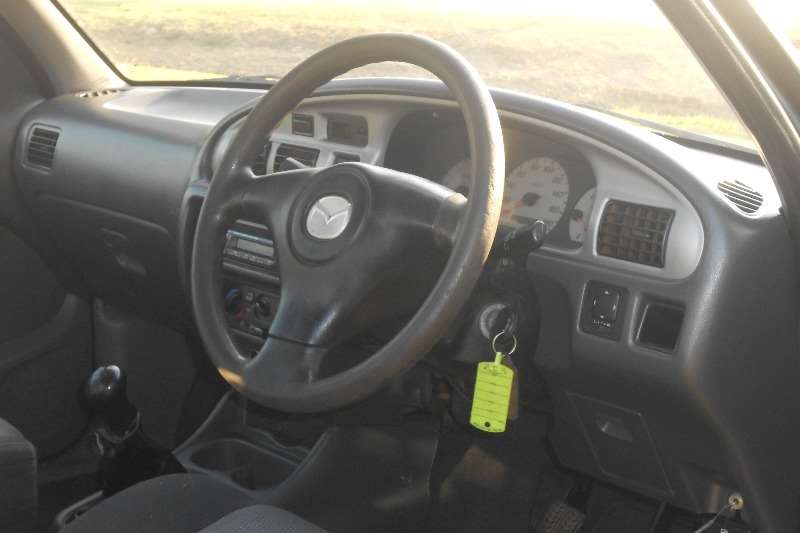Mazda Drifter B2500TD hi ride SLX 2007