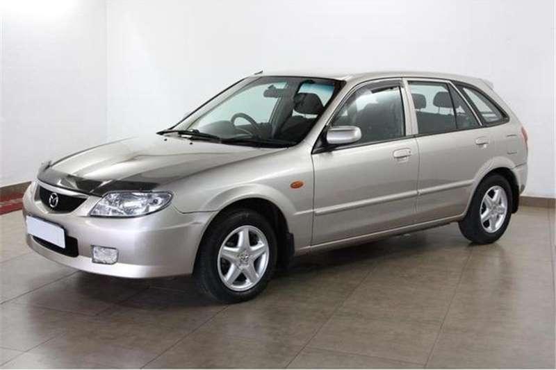 2003 Mazda Etude