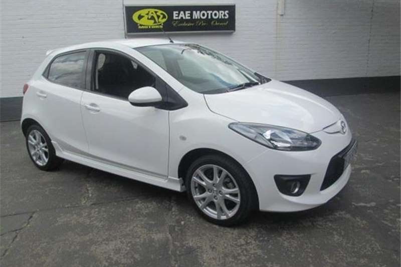 Mazda Mazda2 hatch 1.5 Dynamic 2011