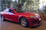 Mazda RX-8 5 speed 2004