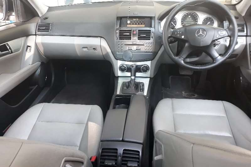 Mercedes Benz 180B C200 2009