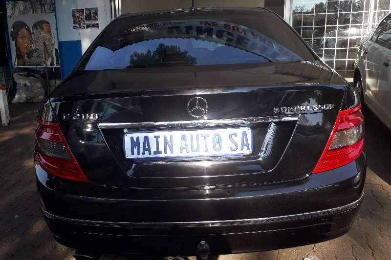 2009 Mercedes Benz 180B