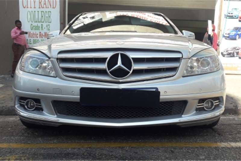 Mercedes Benz 180C 5 door 2011