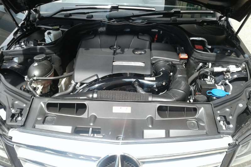Mercedes Benz 180C AUTOMATIC 2014