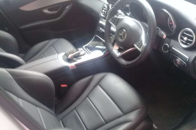 Mercedes Benz 180C C class 2017